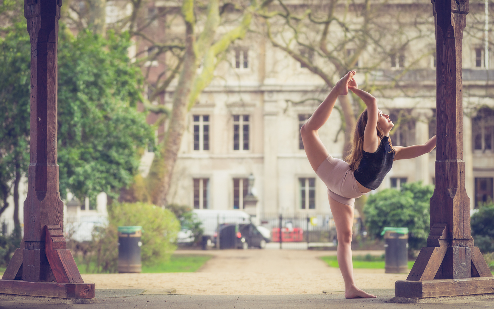 Portrait Photography – Dancer Yasmin